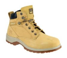 Caterpillar Kitson Ladies Leather Safety Boot